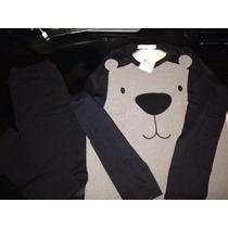 Pijama Para Nena 100% Algodon Marcela Koury