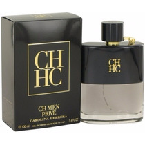 Perfume Ch Men Prive 100ml Carolina Herrera Original Lacrado