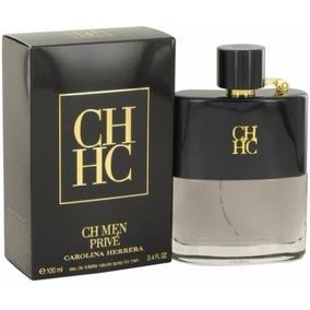 Perfume Ch Men Prive 100ml Carolina Herrera Original Lacrado