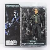 Neca Terminator, Figura De Acción, T-800 Cyberdyne Showdown