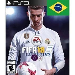Fifa 18 Ps3 Dublado Em Pt Br Ps3 Digital Promoção Envio Imed