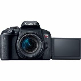 Canon T7i Eos Rebel Kit 18-55mm Lançamento