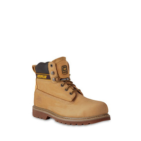 Bota Outdoor Corta Caterpillar I82682 Amarillo Caballero