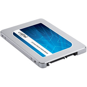 Disco Duro Estado Solido Ssd Crucial Bx300 240gb Portatil Pc