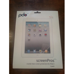 Crystal-clear Screen Protectors For Ipad 2