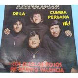 Los Diablos Rojos Antologia De La Cumbia Peru Vinilo