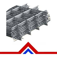 Malla Soldada Sima 15x15 2x5 Mts  4mm - Materiales Moreno