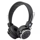 Fone Ouvido B-05 Estéreo Bluetooth Mini Mp3 Player Radio Fm