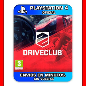 Driveclub Ps4 :: Digital :: Stock Permanente Pedilo