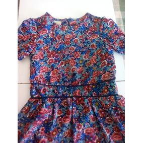 Vestido Nena Zara 4/5 Años
