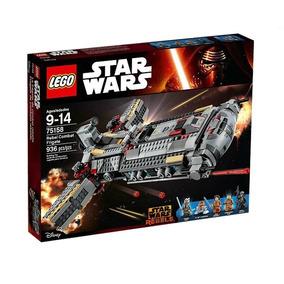 Lego 75158 Star Wars - Rebel Combat Frigate Caixa Lacrada
