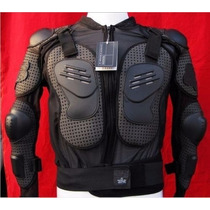 Armadura Esqueleto Protector Motociclista Moto O Bici Chica