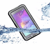 Galaxy S6 S6 Edge Funda Sumergible Contra Golpes Agua Polvo