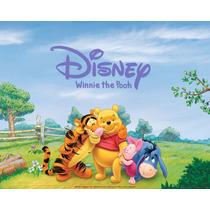 10 Individuales Disney Personalizados Plastific. 21 X 30 Cms