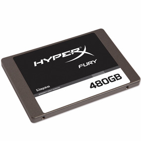Disco Solido Kingston Hyperx Fury 480gb Ssd Tienda 2