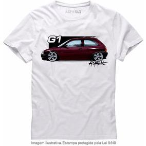Camiseta Corsa G1 Cast Design