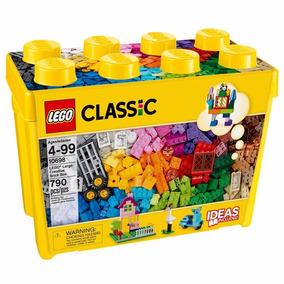Lego Classic 10698 Caixa Grande Amarela De Peças Criativas