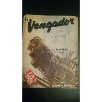 El Vengador El Fantasma Del Cielo Kenneth Robeson 1942