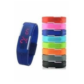 Relojes Led Touch Digital, Unisex Deportivo Articulo Nuevo