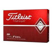 Kaddygolf Pelotas Golf Titleist Tru Feel - Cajax12 Blanca