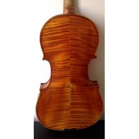 Violino Alemão Antigo Modelo Stradivarius Aprox. 120 Anos
