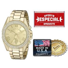 4f6a0e0d7ea Relógio Polo Assn Us 9214 Original Preço Arrasador! - Relógios De ...