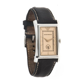 Reloj Emporio Armani Para Caballero Acero Inoxid - 116979180