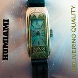 Reloj De Oro Mujer Dama Titan 18kt.