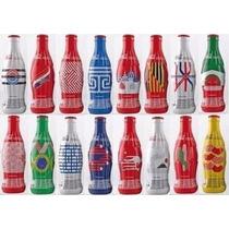 Mini Garrafinhas Coca Cola Vidro 200ml Olimpiadas Individual
