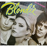 Lp Vinil (vg) Capa G+ Blondie Eat To The Beat 1a Ed Br 1980