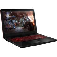 Notebook Asus Fx504 I5 8300h Quad Core 8gb Ram Ssd 256gb Nvidia Gtx1050 4gb 15,6 Pulgadas