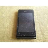 Celular Sony C-1504 Para Reparar Deshuese Sin Pila