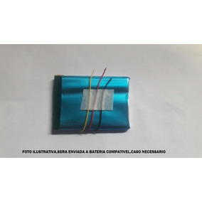 Bateria Gps Foston 7 Polegadas 3 Fios