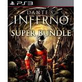 Dantes Inferno Ps3 Super Bundle - Digital - Español