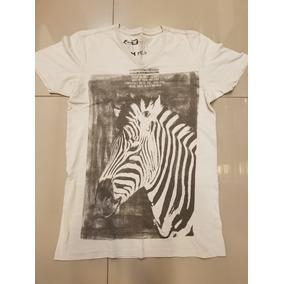 Camisa / Blusa Cinza Zebra - Fantasia Carnaval - Tam. P
