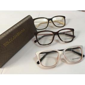 Armação Óculos De Grau Dolce & Gabbana Importado