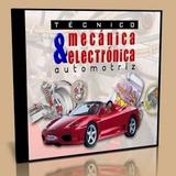 Cd Multimedia De Mecanica & Electronica Automotriz