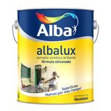 Esmalte Sintetico Albalux Azul Marino 1/2 Lt - Pisano