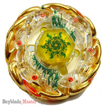 Beyblade Fusion Metal Masters Bb-p03 Sun-god 145as New Rara