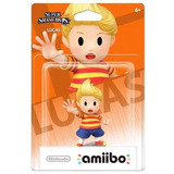 Amiibo Lucas Wii U Nintendo - Envio Gratis / Diverti
