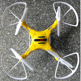 Drone Travelers Xx6 2.4g R/c Mini Niños Juguete