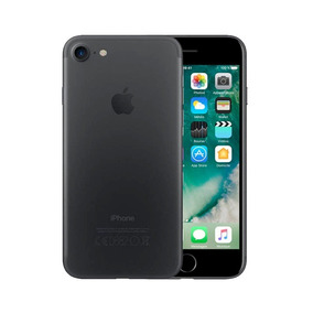 Celulares - Apple- Iphone 7 Black 32gb