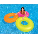 Flotador Llanta Neon Intex 59262 Pool Party
