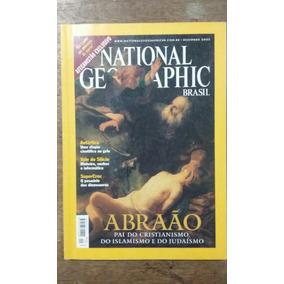 Revista National Geographic Abraão Dez/2001
