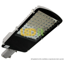 Lampara De Calle Led Street Light Alumbrado Piblico 80w