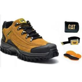 Bota Caterpillar Levitate Lancamento - Botas Ocre no Mercado Livre ... 35dd678370