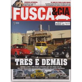 Fusca & Cia Nº142 Aircooled Lifestyle Itamar Kombi Custom