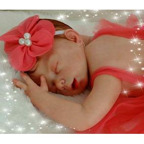 Bebê Reborn De Corpo Inteiro Em Ldc(silicone) Pronta Entrega