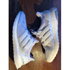 Tenis adidas Ultra Boost Triple White