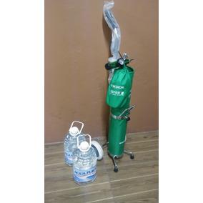 Tqnque De Oxigeno Portatil Nuevo Con Agua Destilada